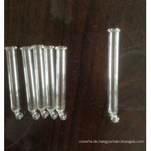 Gebogenes Glaspipette für Dropper zu löschen