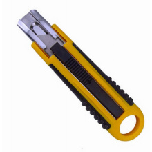 Rubber Coated Auto Retractable Utility Knives