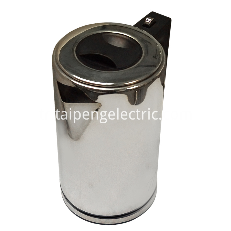 Stainless Steel Cover Kettle