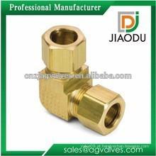 1/8 '' de alta qualidade CW403J niquelado latão pvc drenagem acessórios de tubulação feita na China