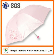 OEM/ODM Factory Wholesale Parasol Print Logo solar umbrella with led light