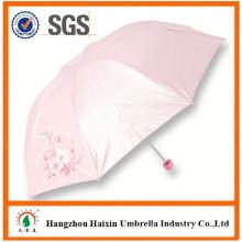 OEM/ODM Factory Wholesale Parasol Print Logo solar umbrella with led light