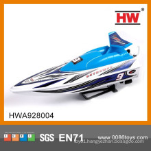 2014 New Product 2.4G 4 Channel Radio Control Boat Toy for Kids