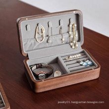 Jewelry Necklace Ring Storage Box