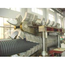 FT Best-seller double paroi ondulé tuyau machine