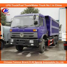 Heavy Duty 6X4 Caminhão basculante Dongfeng Caminhão basculante Dongfeng