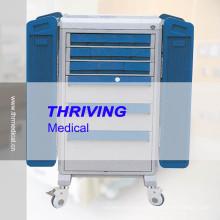Больничная дозаторная тележка высокого качества (THR-ZY109)