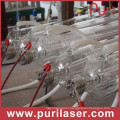 100W CO2 Laser Tube From Shanghai China