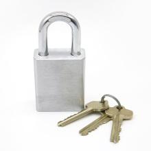 Cadeado de latão SFIC com manilha de segurança endurecida para porta