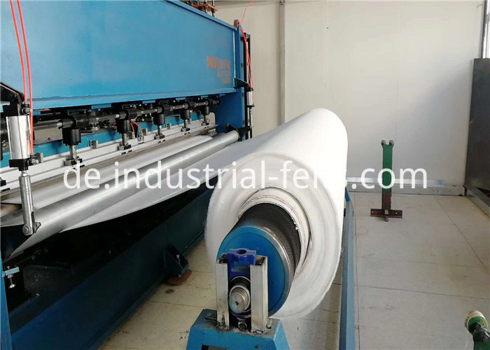 nonwoven corrugated belt