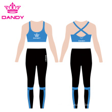 Mixed Colors Fitness Long Yoga Leggings