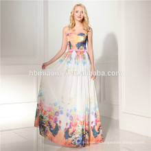 Последние дизайн длина пола вечернее платье длинные дизайн оптом вечернее платье для свадьбы и партии