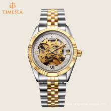 2016 New Skelecton Automatic Watch with See-Through Back Cover 72454