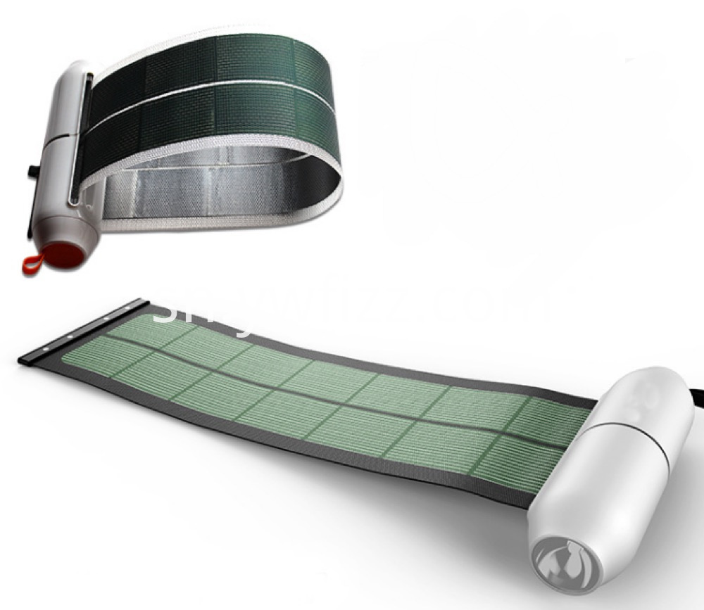 Flexible Solar Charger