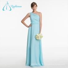 Летний Новый Дизайн Элегантный Складки Шифон Платья Невесты