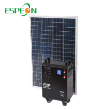 Sistema de energia solar do silicone policristalino de venda quente de Espeon para a casa