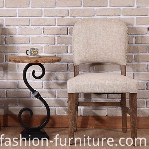 Upholstered Dining Armchair