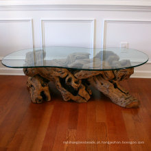 Fornecedor de vidro que fornece os painéis de vidro, vidro para a mesa de centro