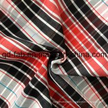 Tela teñida 100% del hilado de algodón (QF13-0215)