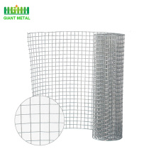 Galvanized Welded Fencing Net Iron Wire Mesh