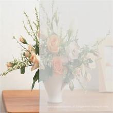 Chuveiro de vidro, porta de vidro, mesa de café de vidro