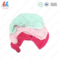 Hair quickly dry sponge headband