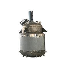 Electric heating high pressure steam reacto