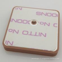 Antenne patch diélectrique GPS