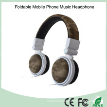 La alta calidad ató con alambre el auricular móvil de la música (K-05M)