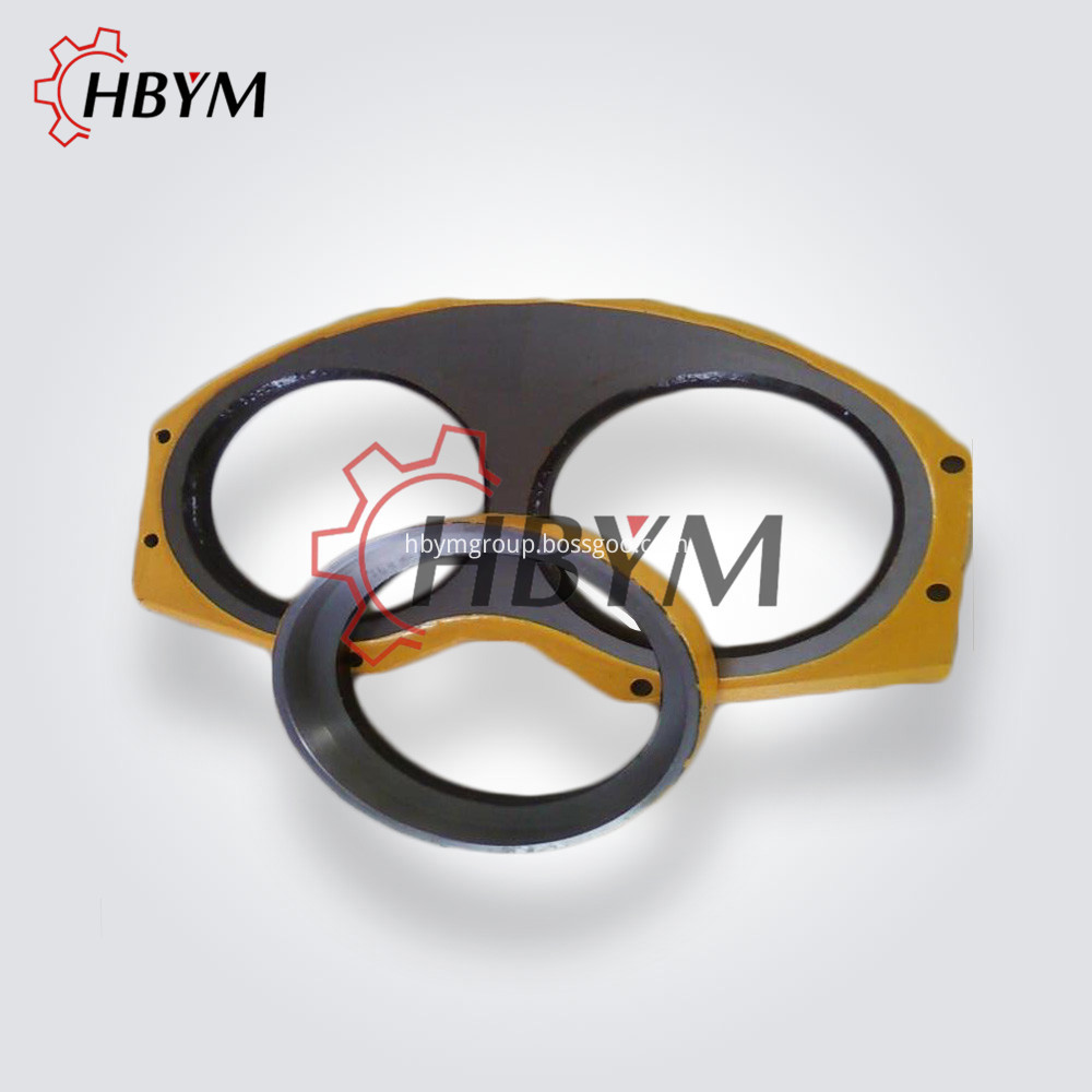 pm wear plateand cutting ring