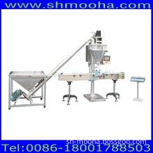 Semi Automatic Screw Powder Filling Machine for Wheat Flour