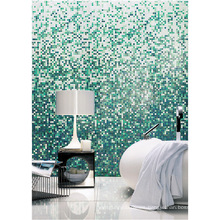 Background Wall Tile, Pattern Glass Mosaic Art Mosaic (HMP856)