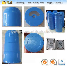 Hot sale new style plastic adjustable cup can painting,uv painting,injection mold