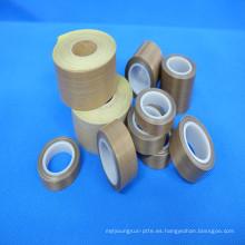 Cintas adhesivas de silicona Ptfe