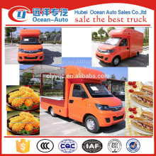 2016 the NEWest and low price mobile food van for sale