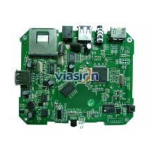 Surface Mount Soldering And Through Hole Pcb Board Assembly Service