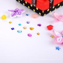 Cristales de acrílico al por mayor a granel confeti de la tabla del banquete de boda del diamante