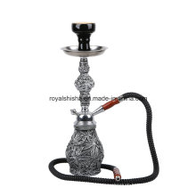 Small Zise Resin Art Hookah Shisha