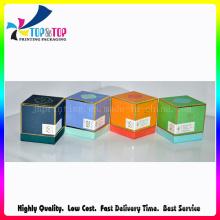 OEM Design Rigid Paper Perfume Box