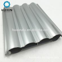 aluminum square hollow tube roller shutter aluminum material