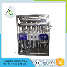 China Exportador antigo destilador de água de aço inoxidável dental