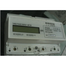 Single DIN-Rail Electronic Energy Meter for International Market
