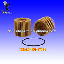 TOYOTA COROLLA,MATRIX,SCION XD & PONTIAC VIBE OIL FILTER ELEMENT KIT.04152-37010