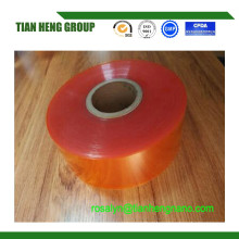 Amber Pharmaceutical Clear Rigid Plastic Film PVC
