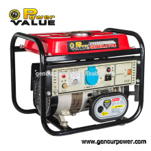 CHINA Taizhou Air Cooled 2 Stroke OHV 950w gasoline generator