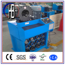 Máquina de engarzado de manguera PLC Universal Quick Change Tool