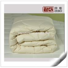 Mais populares coloridos quente e confortável grosso tamanho da dama edredon