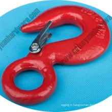 Crochets pour les yeux avec verrous de sécurité 320 Crochet en poudre