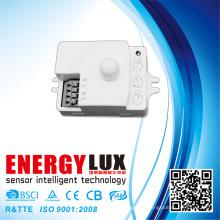 Es-M10b 360 Sensor de movimento de microondas ajustável