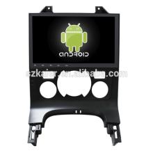 Núcleo Octa! Android 8.1 carro dvd para Peugeot 3008 com 9 polegada Tela Capacitiva / GPS / Link Espelho / DVR / TPMS / OBD2 / WIFI / 4G